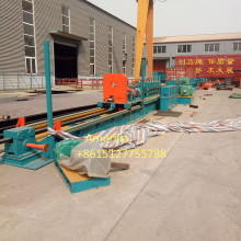 Full automatic steel pipe making machine