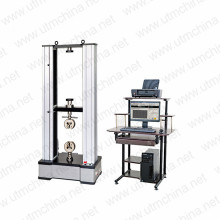 Tensile compression testing machine