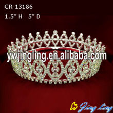 Beauty Queen Full Round Crowns