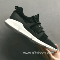 Breathable Knitted Upper Fashionable Men's Athletes Shoes