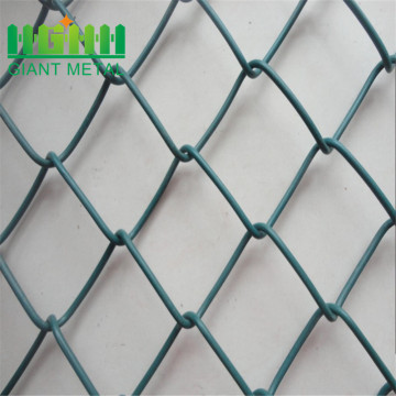 Cheap Garden Used Galvanized Chain Link Fence