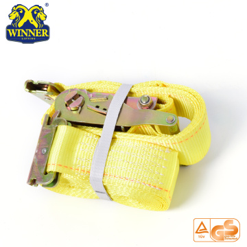 High Quality Industrial Polyester Ratchet Tie Down Strap