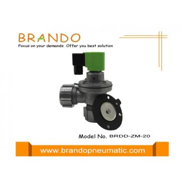 DMF-ZM Type Right Angle Solenoid Pulse Valve
