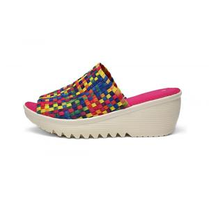 The Women's  Woven Slippers Casual Walking Shoes