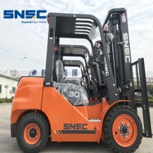Counter Balance Diesel Powered 3Tons Forklift