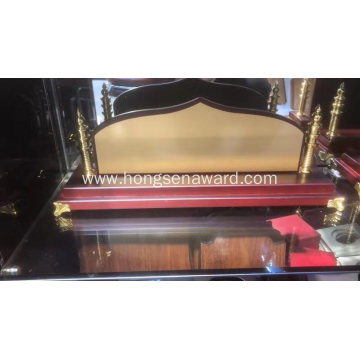 Wooden Desk Name DN-9
