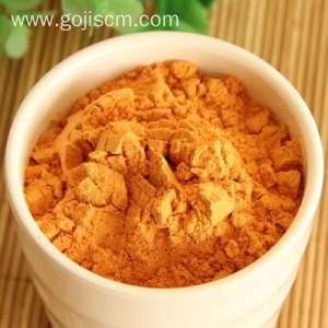 Certified Dried Goji Berry Powder