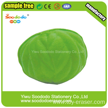 Cabbage vegetable creative Eraser,dry erasers
