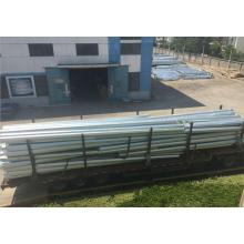 66kV Galvanized Steel Pole