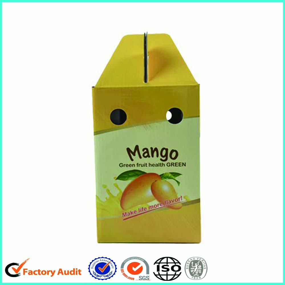Mango Fruit Carton Box Zenghui Paper Package Industry And Trading Company 12 4