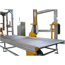 R1800F-PL rotary arm pallet wrapper