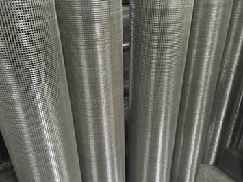Galvanized Welded Mesh rolls