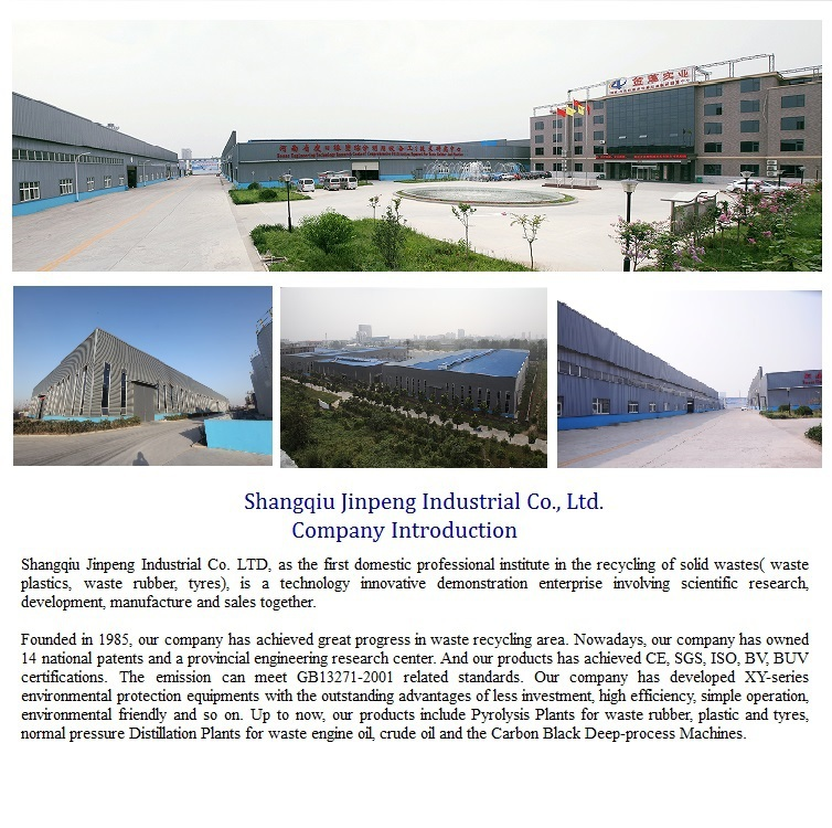 Rubber Oil Refining Equipment