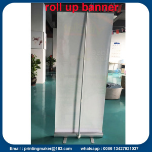 Eco Roll Up Banner Stand 80x200 cm