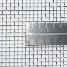 Stainless Steel Woven Wire Mesh 6 Mesh, 3.3mm hole, 0.9mm wire