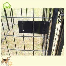 Large metal  wire welded kennel