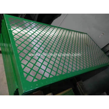 brandt Venom shaker screen for solid control equipment