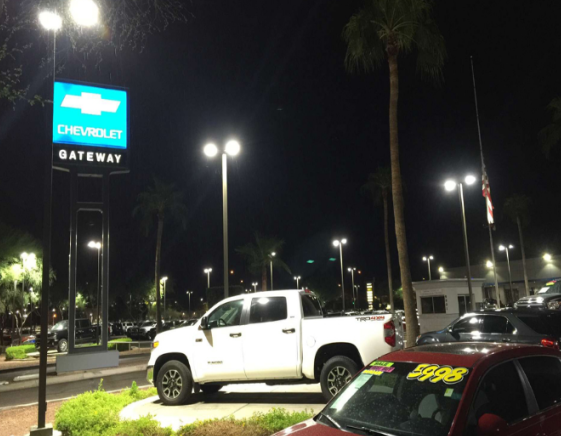 Led Parking Lot Retrofit Kits