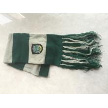 Customized for Acrylic Knitting Scarf Football Team Carnival Strip Knitting Scarf export to Egypt Manufacturer
