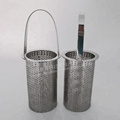 Stainless Steel Industrial Basket Filters
