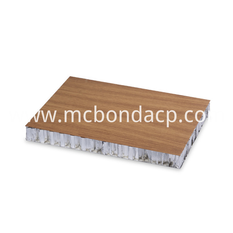 Weather Resistance 10mm Aluminum Honeycomb Core Sandwich