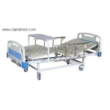 ABS Steel tube Triple-folding bed