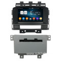 Android Autoradio maka Excelle GT XT 2011-2012