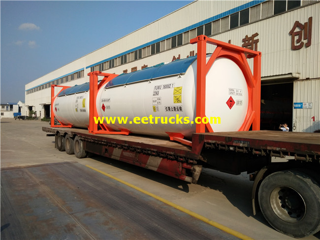 20ton 40feet LPG Tank Containers