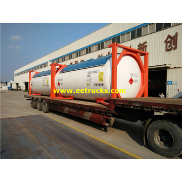 52000L 20ton 40feet LPG Tank Containers
