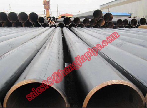 straight weld steel pipe