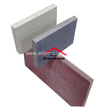 Anti-freeze Heat-Insulation Anti-Moss MgO Fireproof Board