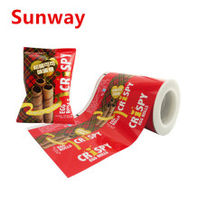 Factory best selling for Packaging Bag In Roll Laminated Foil  Packaging Film supply to Indonesia Supplier