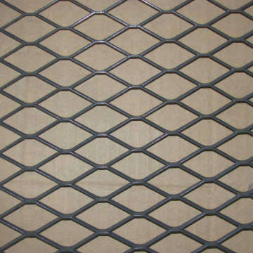 Stainless Steel Flattened Expanded Metal Mesh