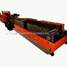 Galvanized Steel Corrugated Pipe Machine