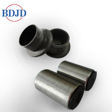 High Strength Reinforcing Black Color Rebar Coupler