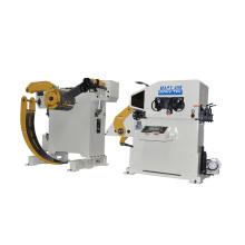 Nc Servo Feeder Uncoiler Straightener for Press