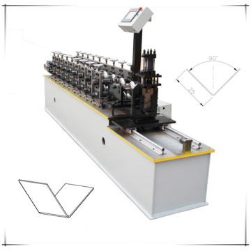 L shape ceiling forming Machine/V Shaped machine