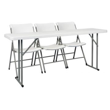 Terstle Rectangle meeting Plastic Folding Table