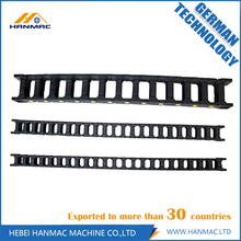 Good Quality for Plastic Cable Drag Chain Engineering Opening Plastic Cable Drag Chains export to Togo Manufacturer