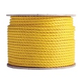 Eco-Friendly 4mm-120mm PP 3 Strand Twisted Polypropylene Rope