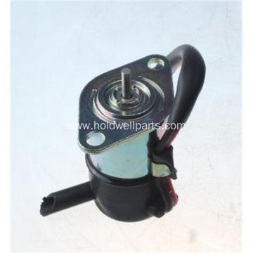 professional factory provide for Kubota Auto Engine Parts Fuel Stop Solenoid 16271-60012 for kubota Mower supply to Libya Manufacturer