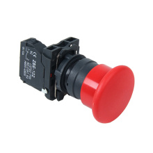 OEM/ODM for Small Push Button Switch XB5AC42 Pushbutton Switch Mushroom supply to Switzerland Exporter