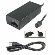 19V 2.64A 3pin laptop ac adapter for dell