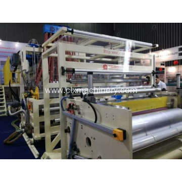 PE Plastic Sheet Making Equipment