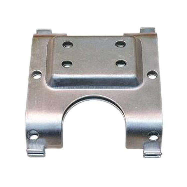 High precision custom anodized metal stamping parts