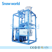 30T PLC Controller Commercial Tube Ice Machine