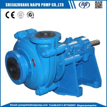 heavy duty AH AHR SP SPR slurry pumps