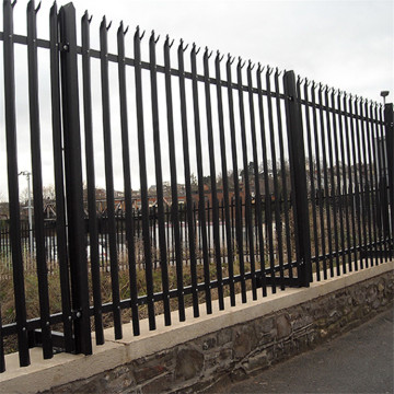 Galvanized and Powder Coated Palisade FENCE Picket Garden