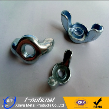 Stainless Steel Butterfly Wing Nut