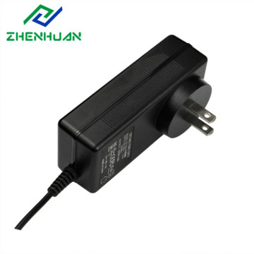 US Plug 60W 12VDC 24VDC UL Power Supplies